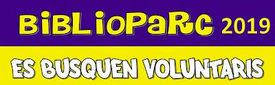 Artesa busca voluntaris pel Biblioparc