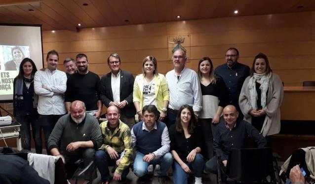 Artur Mas presenta la llista de Junts per Térmens