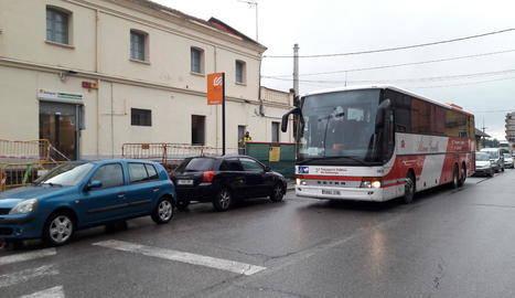 Aturada la línia de tren entre Balaguer i la Pobla de Segur per treballs de manteniment