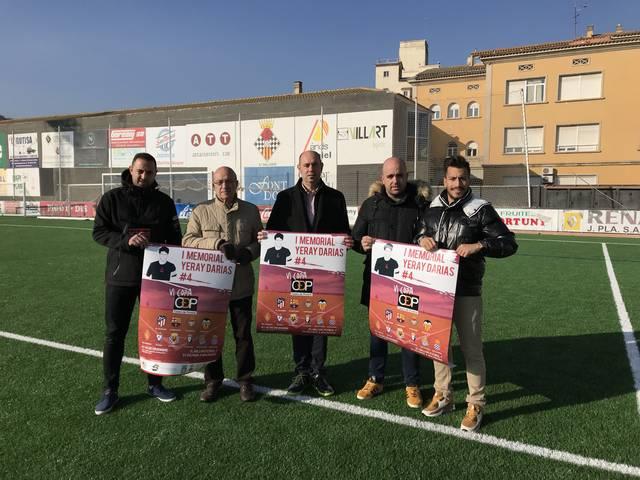 Balaguer acollirà el primer Memorial Yeray Darias