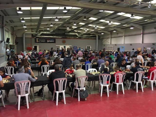 Balaguer aculla la 42ena festa catalana dels escacs