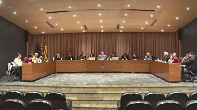 Balaguer aprova el pressupost del 2019