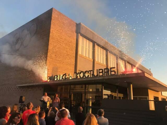 Balaguer ciutat del bàsquet Català treballa per acollir la selecció d'Angola en una stage a la ciutat