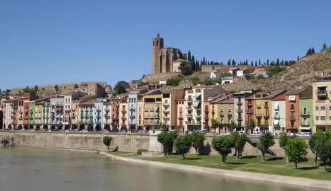 Balaguer desencalla les obres de la plaça Sant Domènec i de la pista del Secà