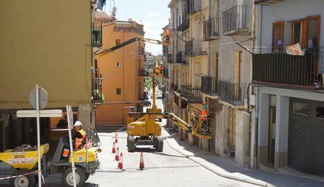 Balaguer destina 55.000 euros a rehabilitar vint façanes