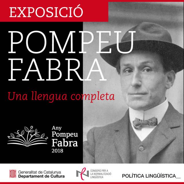 Balaguer es suma a la celebració de l'Any Fabra