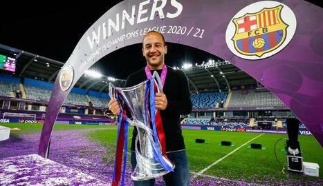 Balaguer homenatjarà el seu campió d'Europa, Lluís Cortés