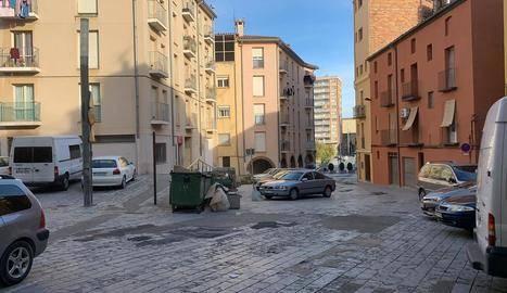 Balaguer prioritza la plaça Sant Salvador per al pròxim PUOSC