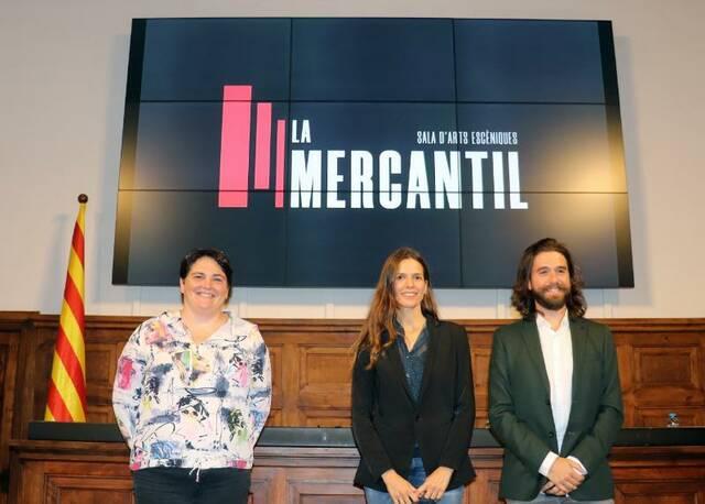 Balaguer recupera La Mercantil per fer-la sala d'arts escèniques independent i privada en una iniciativa recolzada per l'IEI