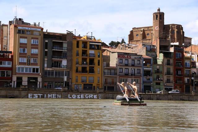 Balaguer rehabilitarà 4 façanes del centre històric