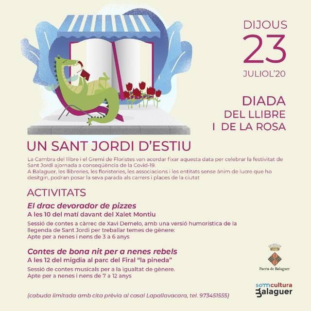 Balaguer salva Sant Jordi