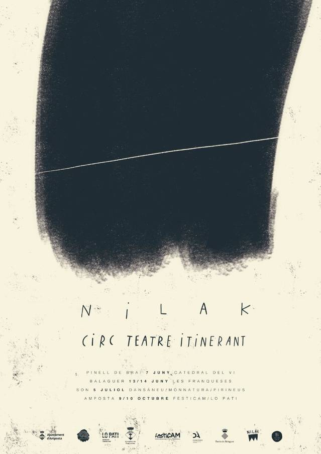 Balaguer serà una de les seus de nilak, un projecte de cohesió territorial a través del teatre i el circ