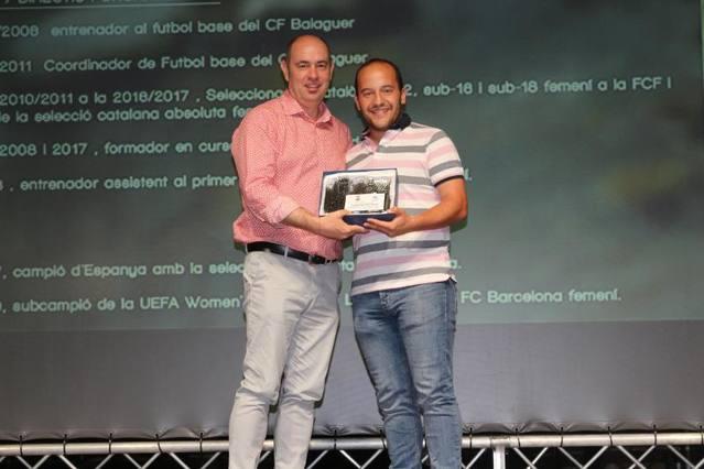 Balaguer va celebrar divendres la 31ª Festa de l'Esport