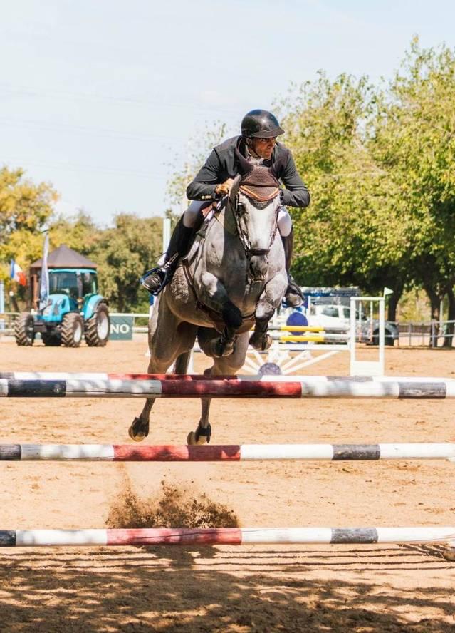 Bons resultats dels genets lleidatans Albert Hermoso i Marçal Piró a l'internacional i Final de Cavalls Joves de Sevilla