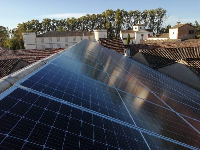 Castell del Remei es llança a l'autoconsum d'energia elèctrica en una nova aposta per la sostenibilitat
