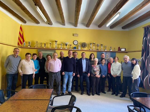 Catorze participants al Taller per millorar la memòria de Penelles