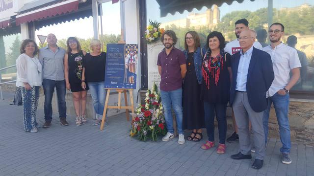 Commemoració del naixement del rei Pere III a Balaguer ara fa 700 anys