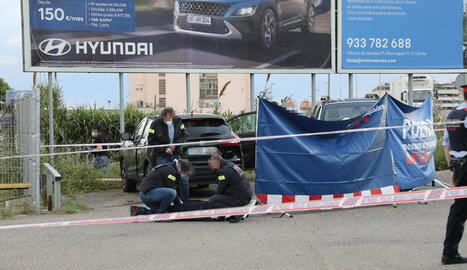 Descarten que la mort de l'home trobat en un maleter a Lleida fos un crim
