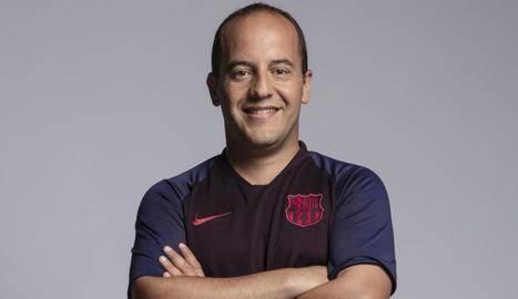 El balaguerí Lluís Cortés, candidat a millor tècnic femení de l'any de la UEFA