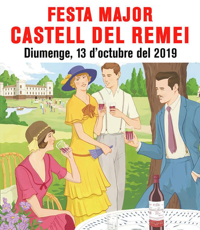 El Castell del Remei celebra, aquest diumenge, la seva Festa Major