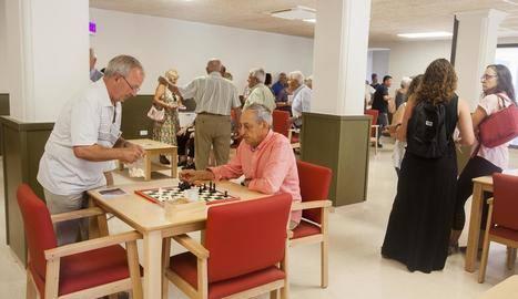 El centre de serveis per a gent gran de Montgai, llest a la tardor