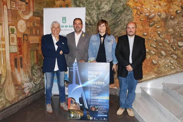 El cicle 'Musica sota les estrelles' proposa set concerts de petit format de juny a novembre al Parc Astronòmic del Montsec