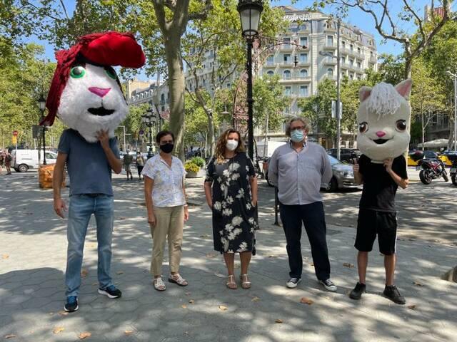 El COEAC i CUNIPIC defensen el món rural a Barcelona