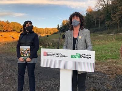 El Departament d'Agricultura engega una campanya d'informació per impulsar l'estratègia integral de gestió de les dejeccions ramaderes