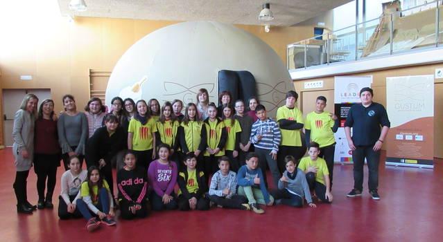 El GAL Noguera-Segrià Nord promociona el producte local entre els escolars