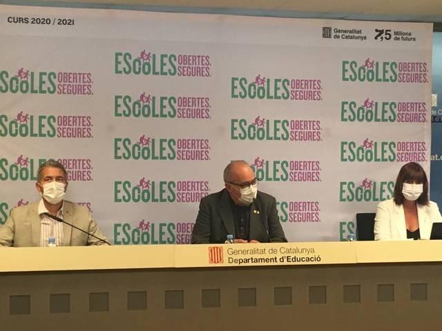 El Govern aprova dues construccions en centres educatius al Segrià i a la Noguera per un valor de 5,3 milions
