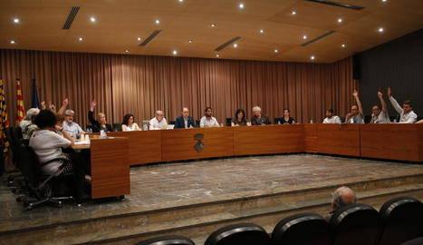El govern de Balaguer es queda sol per aprovar els pressupostos