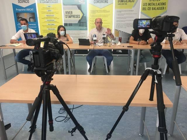 El Govern de Balaguer presenta els pressupostos de 2020