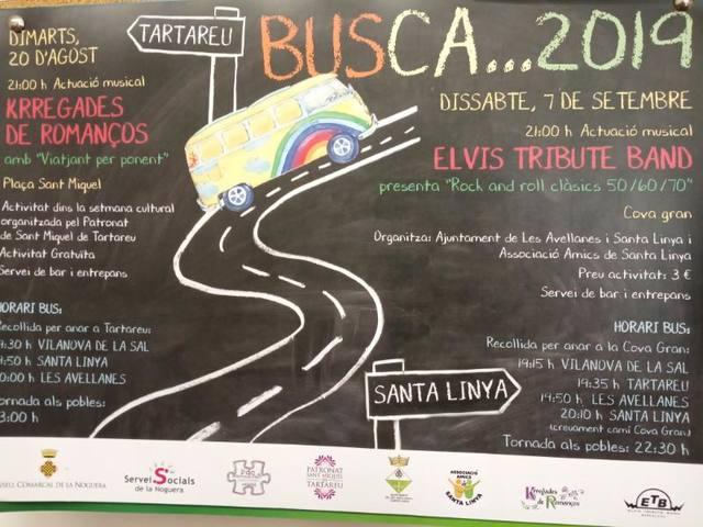 El BUSCA de les Avellanes i Santa Linya es consolida amb la quarta edició