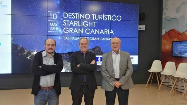 El Parc Astronòmic, convidat a la Jornada de presentació de la certificació Stralight de l'illa de Gran Canària