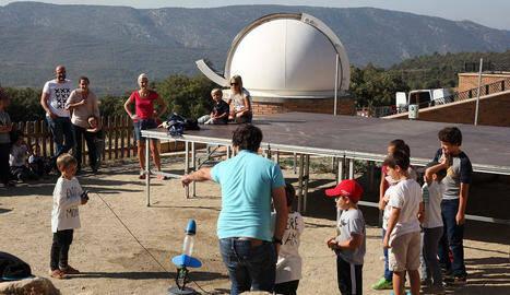 El Parc Astronòmic del Montsec obre avui el setè Festival d'Astronomia