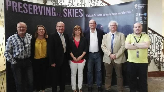 El Parc Astronòmic del Montsec, reconegut com a model de referència