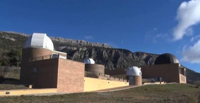 El Parc Astronòmic del Montsec reobre les portes aquest divendres