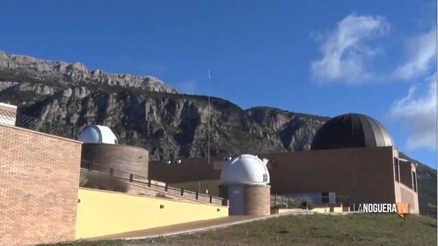El Parc Astronòmic Montsec guardonat als Premis Internacionals Starlight 2020