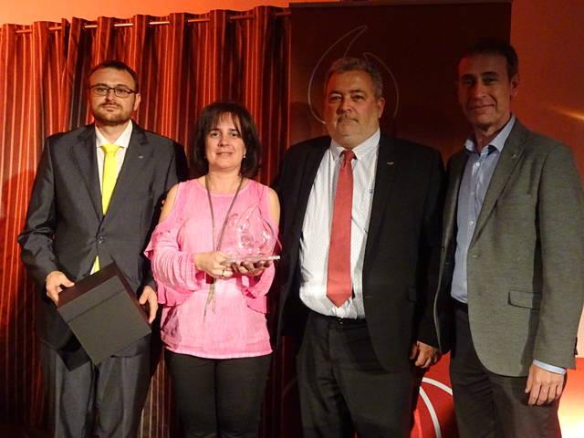El Parc Astronòmic Montsec (PAM) i l'empresa turística Tu i Lleida guardonats en els Premis Alimara de Turisme per la iniciativa d'èxit de l'astroturisme al Montsec