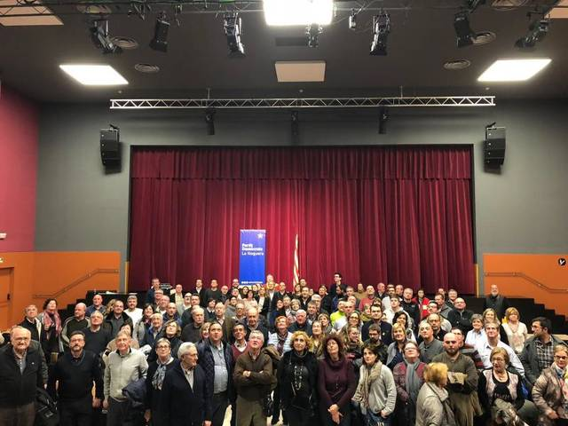 El Partit Demòcrata reconeix la tasca del diputat Antoni Balasch