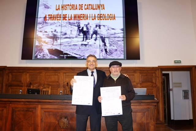 El primer Congrés de Patrimoni Miner i Història de la Mineria i la Geologia posarà en valor la figura de Lluís Marià Vidal