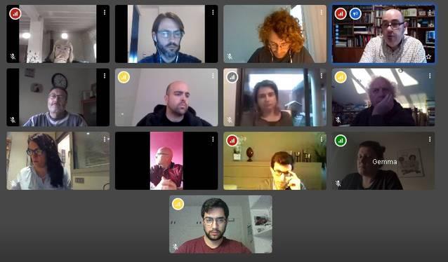 El primer Ple virtual de la història de Balaguer