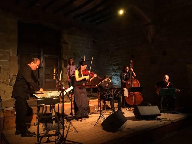El quintet Vibratango tanca el 6è Juliol de Música i Poesia