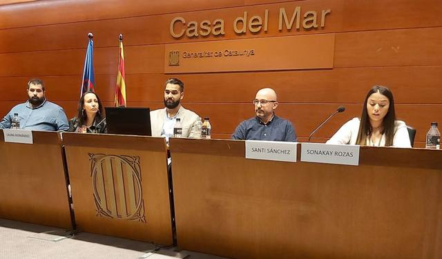 El Servei d'atenció sociocultural al poble gitano de la Noguera participa en una trobada de tots els serveis de Catalunya