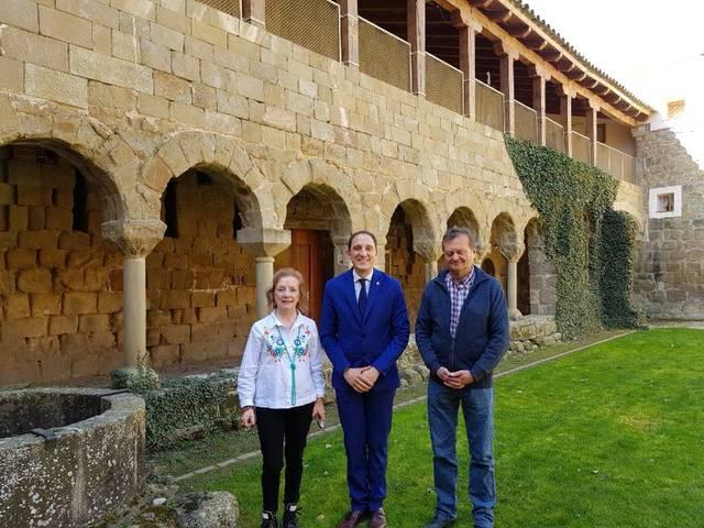 El subdelegat del Govern es reuneix amb els alcaldes de la Baronia de Rialb i d'Ossó de Sió