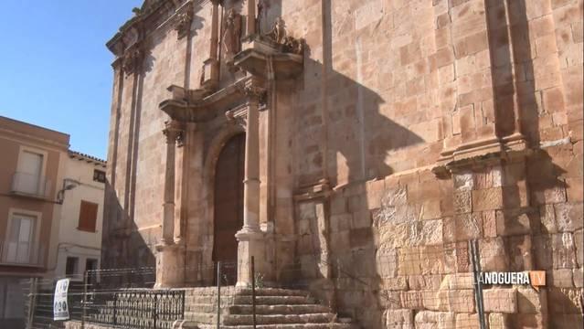 El temple d'Algerri rep dos ajuts públics per dur a terme la rehabilitació de l'edifici