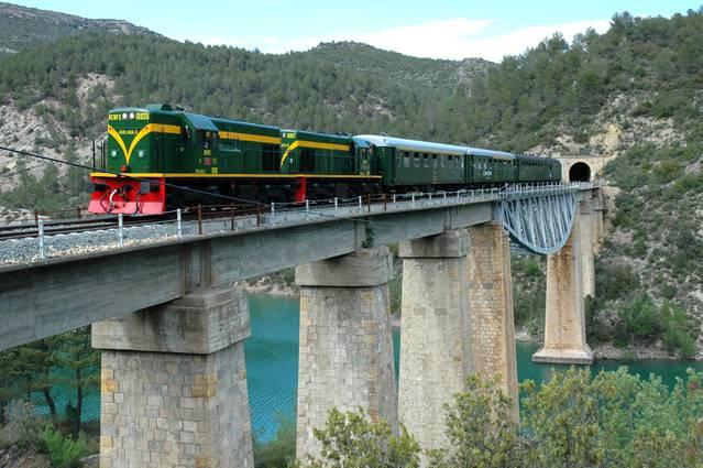 El Tren dels Llacs tanca la temporada i es consolida com a referent en el territori
