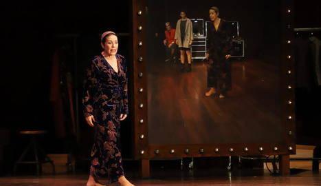 Emma Vilarasau, a Balaguer en una obra dirigida per Sílvia Munt