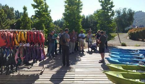 Empreses de Rialb donen a conèixer l'oferta turística a d'altres comarques