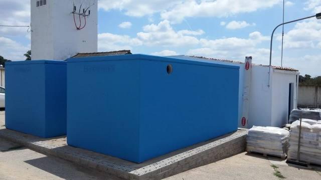Entra en funcionament la nova potabilitzadora d'aigua de Cubells